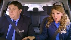 Peter Kay's Car Share - very funny - Sian Gibson is brilliant, where has she been hiding?