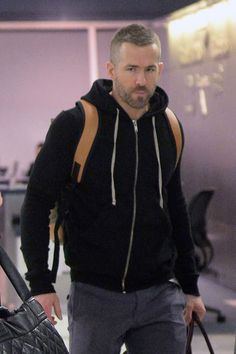 Image result for ryan reynolds shaved