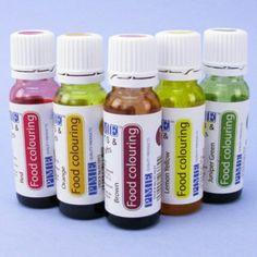 Sprinkles Natural vegetable color, healthy food color, natural cake ...