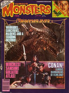 Famous Monsters (1982)
