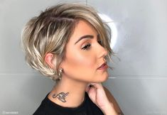 Ever wonder what's it like to sport a powerful, extra edgy haircut? For answers, head directly to this gallery.