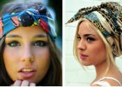Keep cool and trendy this summer with the super versatile hair accessory we just can't get enough of - the head wrap!