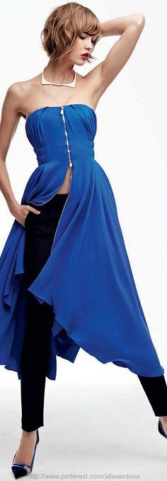 Karlie Kloss for Vogue Japan January 2014