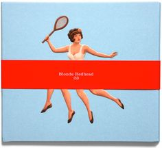 Blonde Redhead: 23 the latest release from the iconic New York band - design by Triboro Design