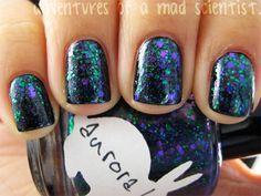 hare polish - aurora b
