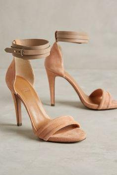 Hoss Intropia Rebeca Heels Pink 38 Euro Heels