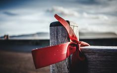 A Red Ribbon Story