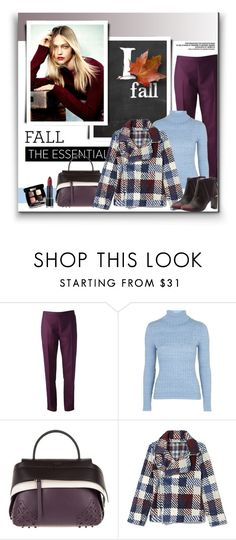 """""""233. Fall Essentials"""" by milva-bg ❤ liked on Polyvore featuring Maison Margiela, Topshop, Tod's, Chanel and Ted Baker"""
