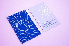 Manon Louart - The Logo Community™ - The Logo Creative™ - Logo Design - Corporate Identity - Branding Business Card Design Inspiration, Business Design, Self Promotion Design, Self Branding, Branding Ideas, Logo Branding, Name Card Design, Personal Identity, Personal Logo