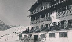 Hotel Candanchú. Huesca