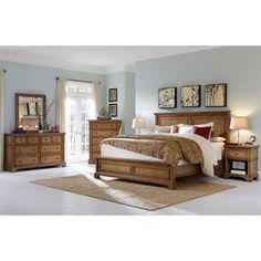 Alden Park 6-piece Queen Bedroom Set