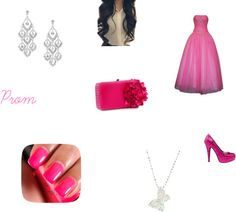 """Prom"" by love-lauren-rae143 on Polyvore"