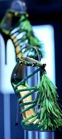 #jimmychoo #green #sandals #highheels