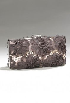 e5d7814843ee Sequin and rosette box handbag features • 20