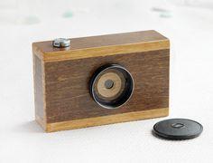 pinhole camera, medium format, 120 film, format 6x6 by lebedevhandicrafts on Etsy https://www.etsy.com/listing/224269318/pinhole-camera-medium-format-120-film