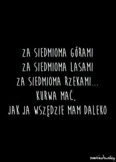 Ed opowiem Ci bajkę. Sad Quotes, Inspirational Quotes, Polish Memes, Weekend Humor, Funny Mems, Just Friends, Man Humor, Haha Funny, Picture Quotes