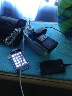 Even stateside, Plug Genie is a great travel power strip in a guest room.