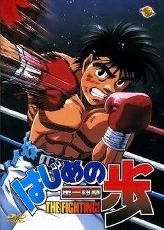 Hajime No Ippo series