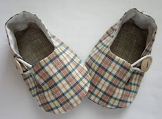 Stitch-It-Up: Sew and Tell with the Children's Loafers.  Get this pattern for 25% off during the month of November!!