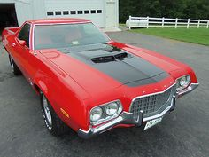 1972 Ford Ranchero GT (mine) Currently for sale on ...