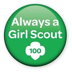 Always a girl scout