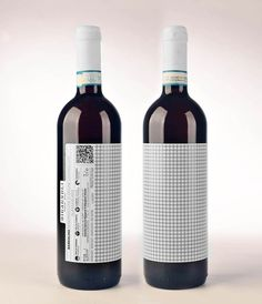 wine bottle packaging - This wine bottle packaging for Bigagnoli Wines sets this company apart from others in its region. This packaging by Onice Design distinguishes this.