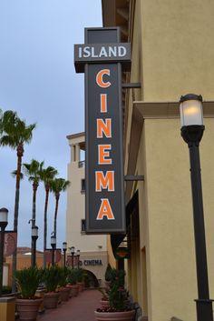 Island Cinema in Newport Beach, CA
