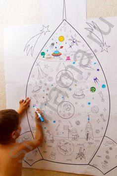 Solar System Projects For Kids, Space Projects, Space Crafts, Space Party, Space Theme, Space Activities, Toddler Activities, Space Solar System, Space Classroom