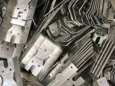 Aluminium folded sheet metal components http://www.vandf.co.uk/blog/folding-aluminium-led-heatsinks-with-our-trumpf-7036-cnc-press-brakes/