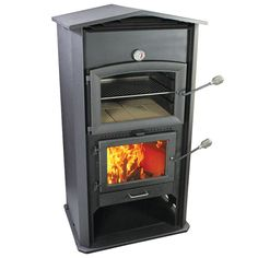 Indoor/Outdoor Wood-Fired Pizza Oven, HomComfort - PW100