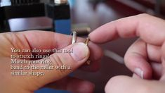 Metal Forming, Wire Wrapping, Band Rings, Stretches, Wraps, Tools, Engagement Rings, Crystals, Mini