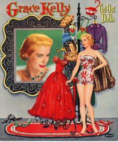 Grace Kelly 1956 Whitman #2069 copy - Bobe Green - Picasa Web Albums