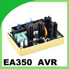 EA350 self excited brushless type genset voltage regulator