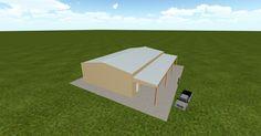 Cool 3D #marketing http://ift.tt/2n2g4FY #barn #workshop #greenhouse #garage #roofing #DIY