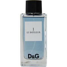 Launched by the design house of Dolce & Gabbana in 2009, D & G 1 LE BATELEUR by Dolce & Gabbana for Men posesses a blend of: Aquatic, Juniper Berries, Cedar And Vetiver. It is recommended for  wear.