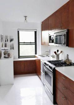 small kitchen ideas on a budget | Simple Budget Decoration Modern Kitchen | Home interior design