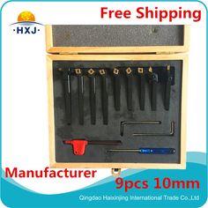 turning tool  9pcs 10mm