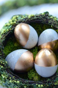 Украшаем яйца к Пасхе ярко и необычно - декоративные поделки