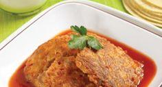 Tortitas de Carne de Res - Compartimos contigo una receta para la comida, ideal para disfrutar en familia. Prepara todos los ingredientes para que cocines éstas tortitas de carne de res.