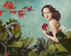 Kai Fine Art is an art website, shows painting and illustration works all over the world. Art And Illustration, Illustrations, Daria Petrilli, Figurative Kunst, Bo Bartlett, Italian Painters, Art Studies, Whimsical Art, Surreal Art