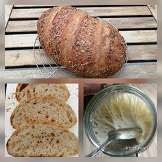 Naan, Bread, Baking, Recipes, Food, Healthy Food, Brot, Bakken, Recipies