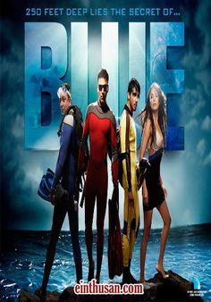 Blue Hindi Movie Online - Akshay Kumar, Sanjay Dutt, Lara Dutta and Zayed Khan. Directed by Anthony D'Souza. Music by A. R. Rahman. 2009 [U/A] Blu-Ray w.eng.subs