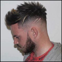 49 kühle kurze Frisuren und Haarschnitte für Männer  #frisuren #haarschnitte #kuhle #kurze #manner