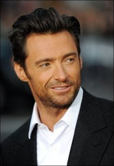 Hands down.. One of the hottest older men, oh Hugh Jackman...why do you taunt me so?