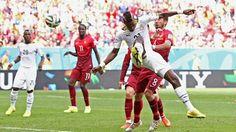 John Boye own goal. Allez Rennes....