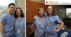 The tradition of family and community at Parkland Hospital dates back to when its doors first opened in 1894. Take a look at a son and daughter who are now following the career paths of their mothers as Parkland burn nurses. www.istandforparkland.org/parklandfamily