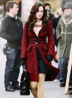 Blair Waldorf perfection