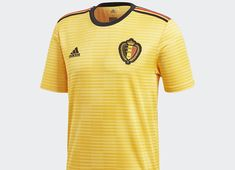 This Belgium 2018 World Cup Adidas away shirt is styled after the away shirt  Belgium s multi-talented national team wear. d10a5f7a2