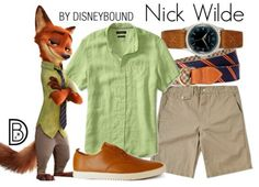 Disney Bound - Nick Wilde