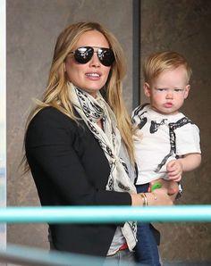 Hilary+Duff+Takes+Luca+Babies+First+Class+SknQzddgILkl